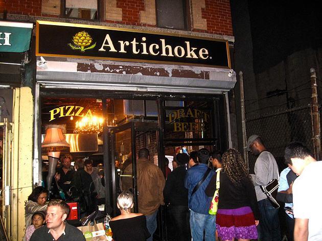 Artichoke Pizza – Best in NYC?