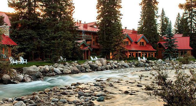 The Post Hotel – Banff, Canada