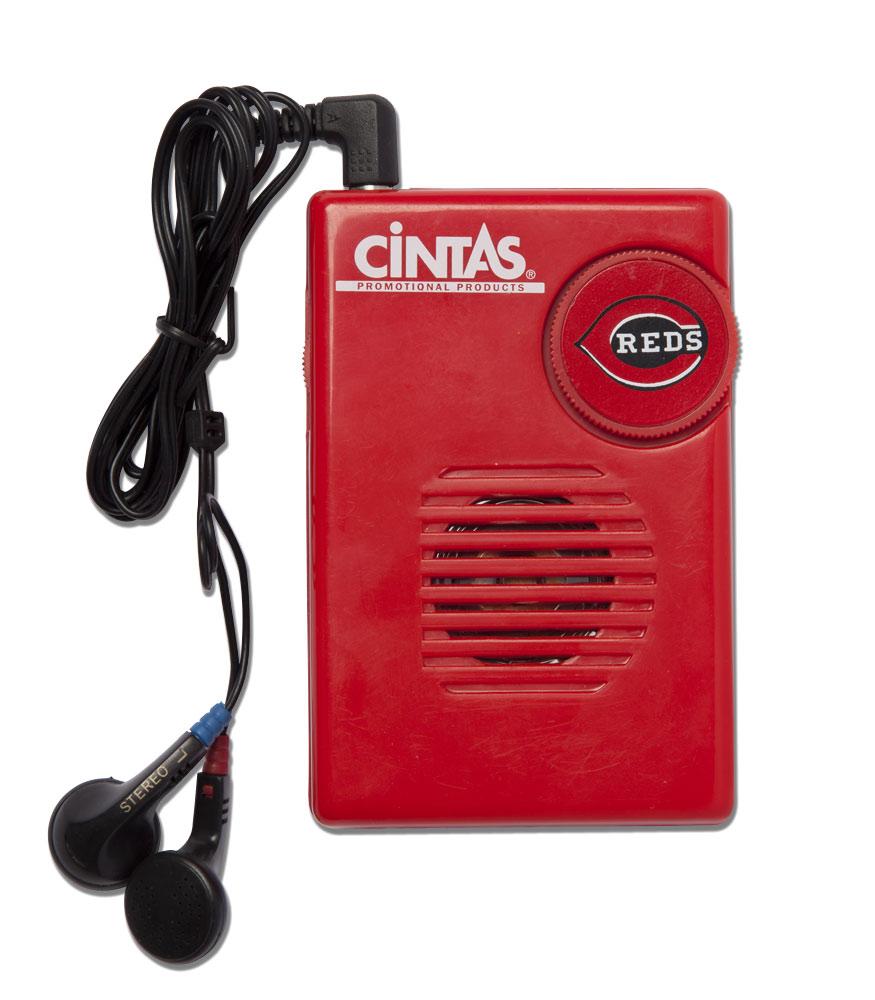 Cintas Reds Radio
