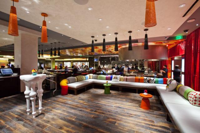Hotel & Tapas Restaurant in Las Vegas