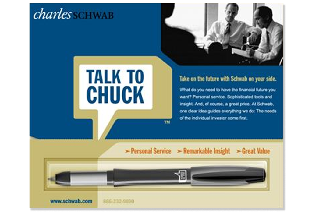 Charles Schwab – Talk To Chuck
