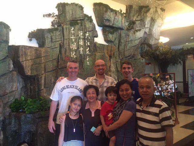Our Hong Kong Family